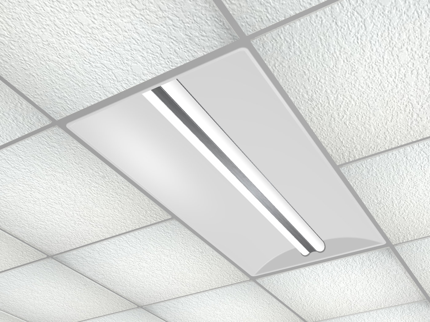 Recessed LED Troffers by Lee McCracken at Coroflot com
