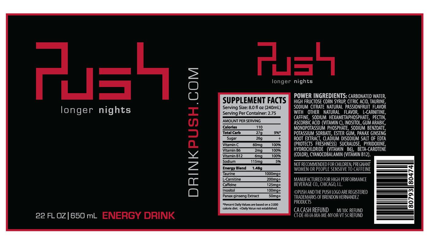 Energy Drink Fatigue