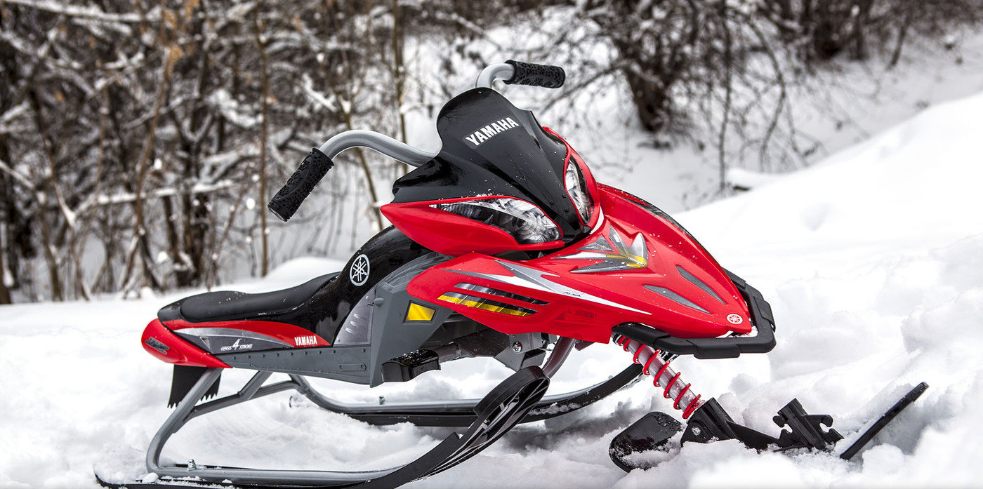Yamaha Kids Apex Replica Snow Bike By Vincent Chan At