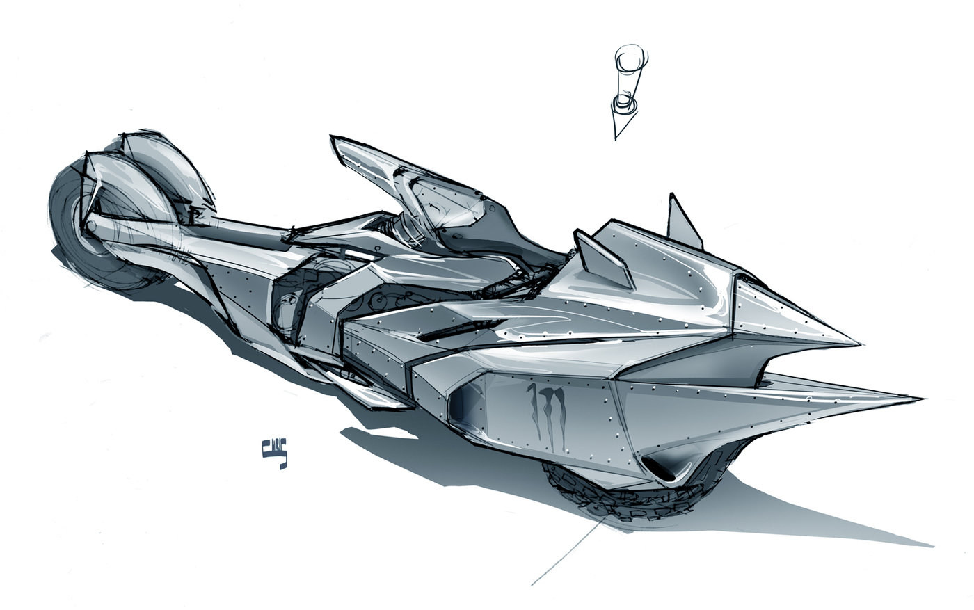 Concept by Christopher Armstrong at Coroflot.com