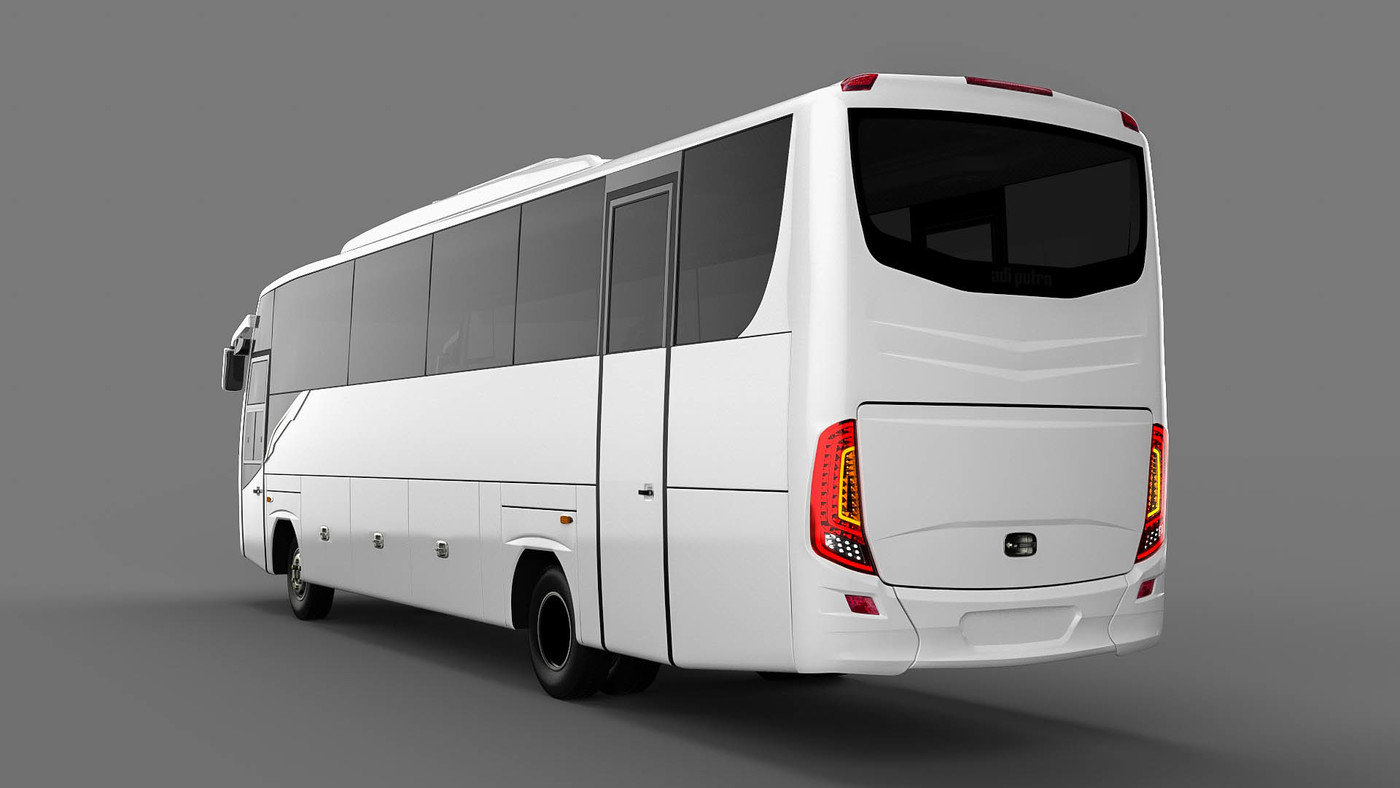 Jetbus Md 2 By Arman Sidik At Coroflot Com