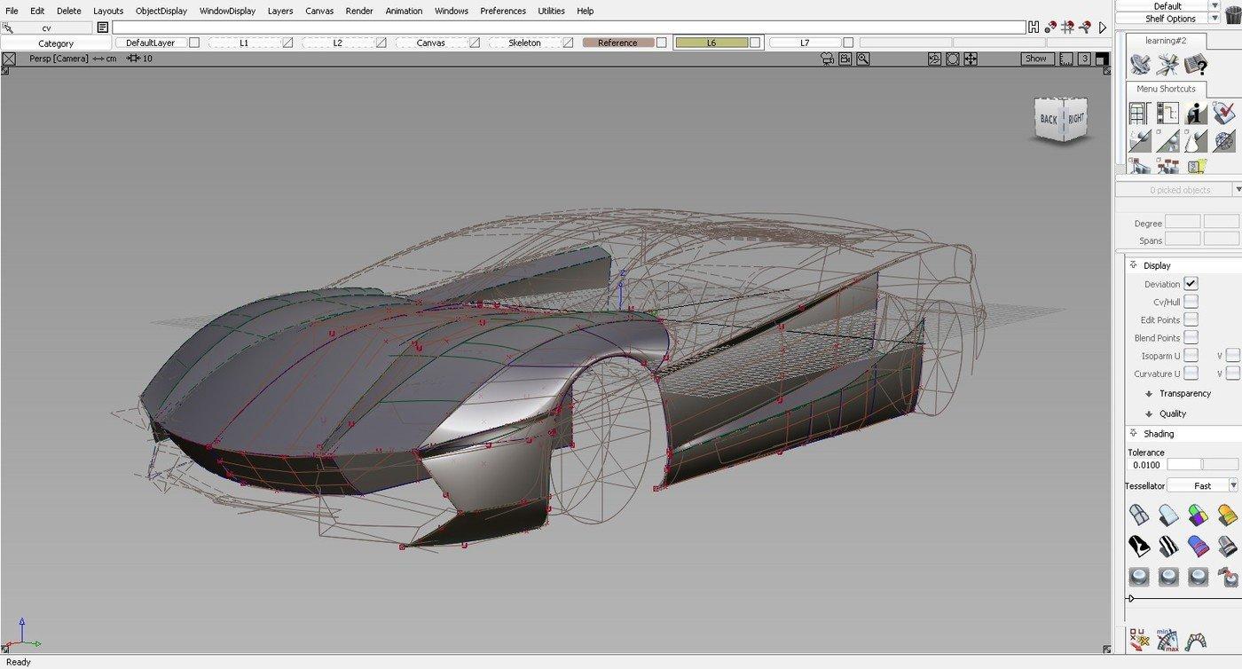 Lamborghini avendator work in progress by mark quessey at coroflot work in progress of a lamborghini aventador lacking the blueprints to construct malvernweather Images