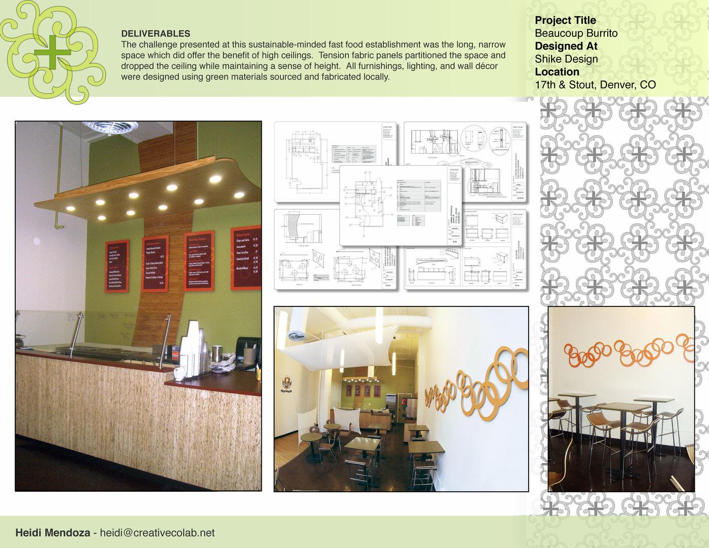 Commercial Interiors By Heidi Mendoza At Coroflot Com