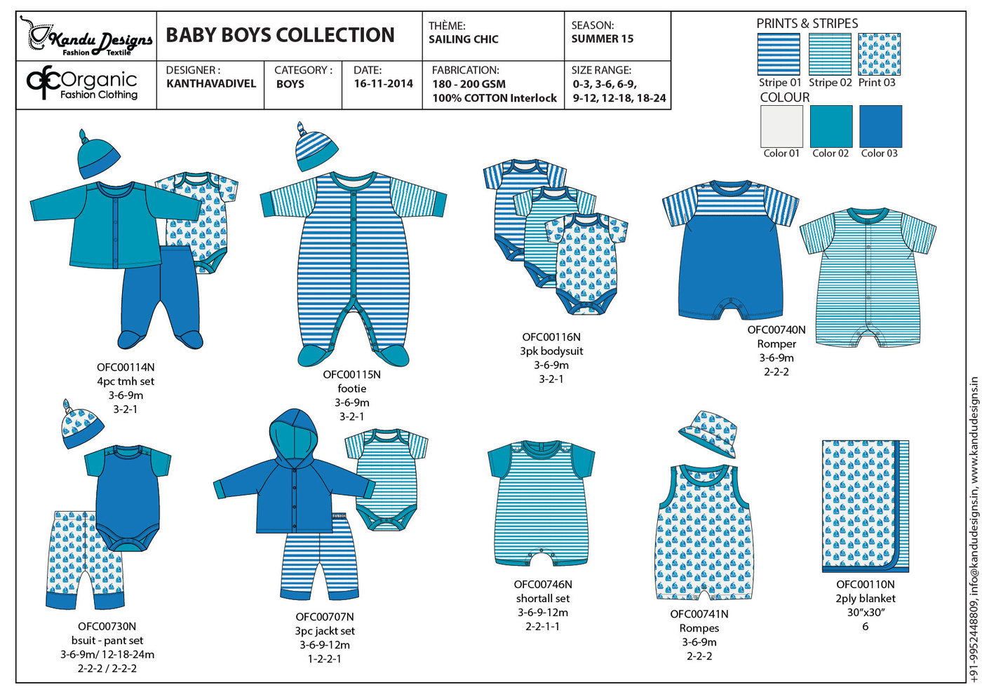 Garment Designing Baby Collection By Kantha Vadivel At Coroflot Com
