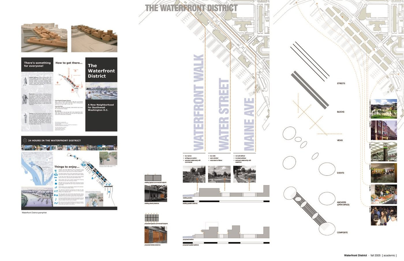 Waterfront District Urban Design Studio By R B At Coroflot Com