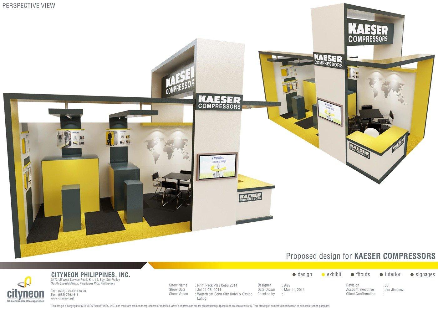 Exhibition Designs by Bing Suanino at Coroflot com