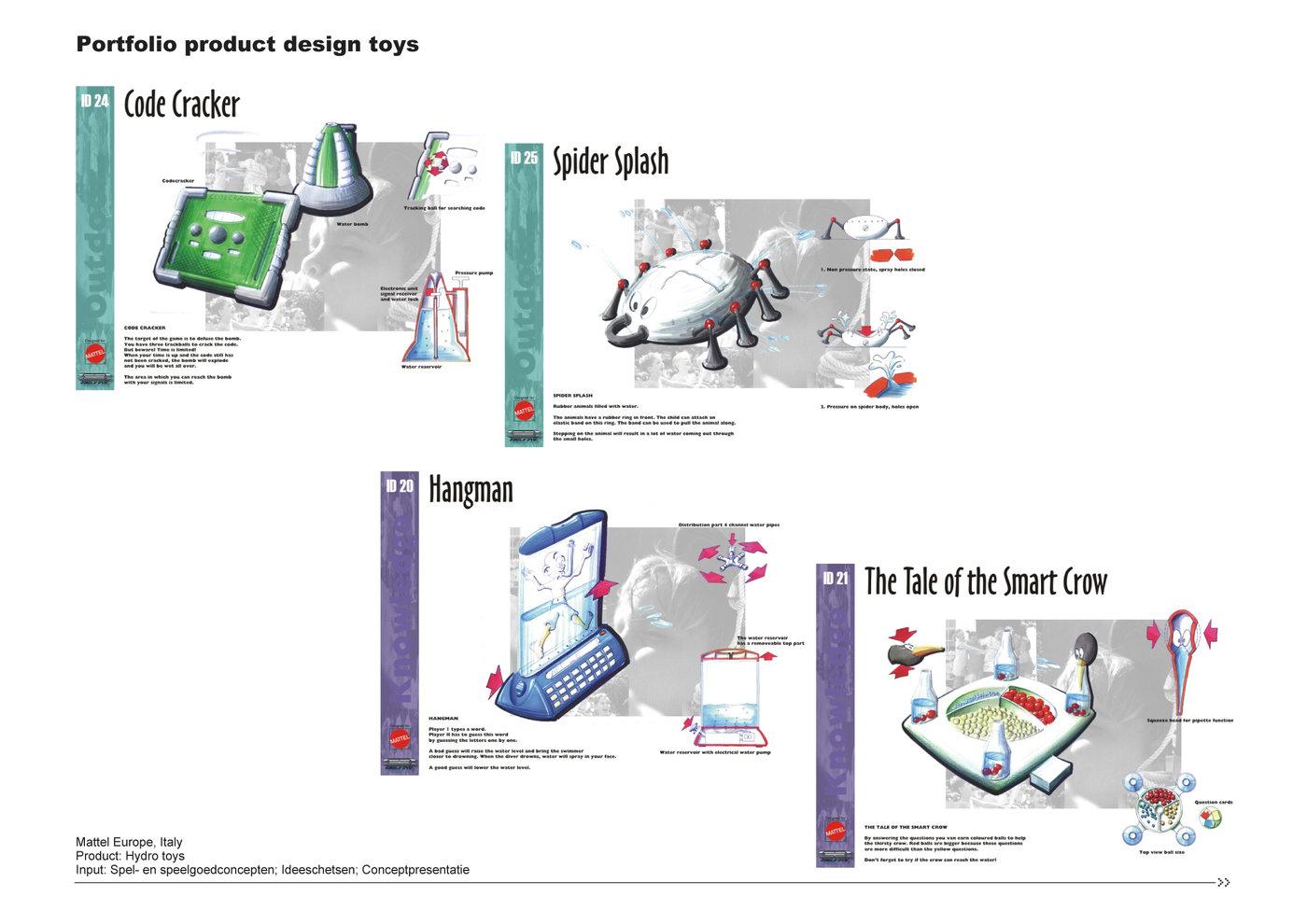 Product Design - Toys by Rutger Krijgsman at Coroflot.com
