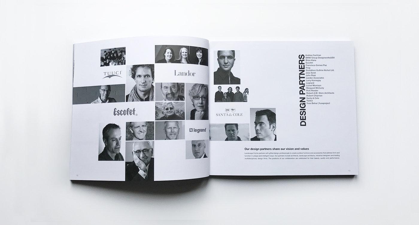 Brochure by becky li at Coroflot com
