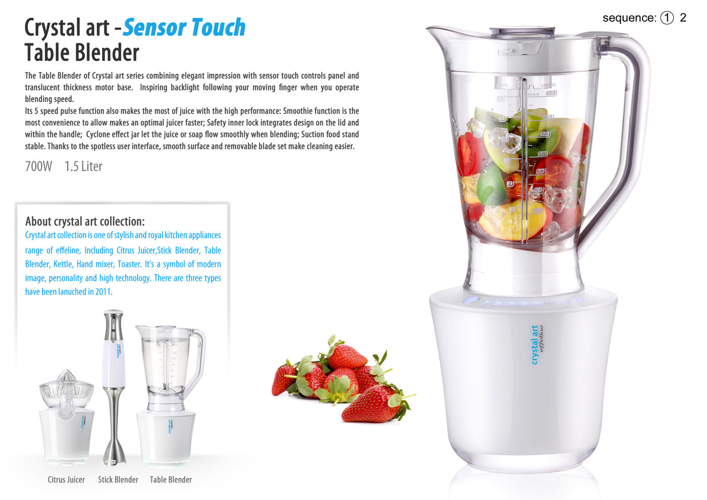 Kitchen appliance- table blender by danni luo at Coroflot.com