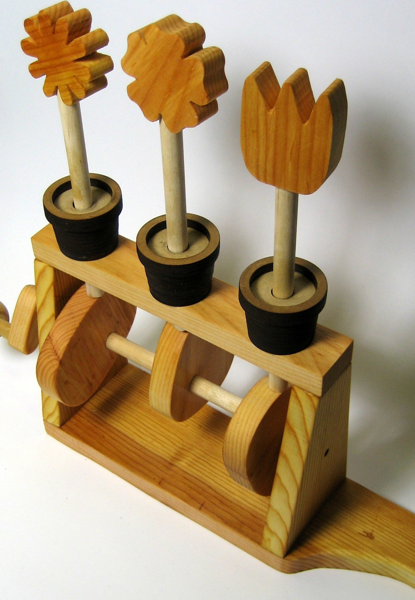 Laser Cut Wood Toys