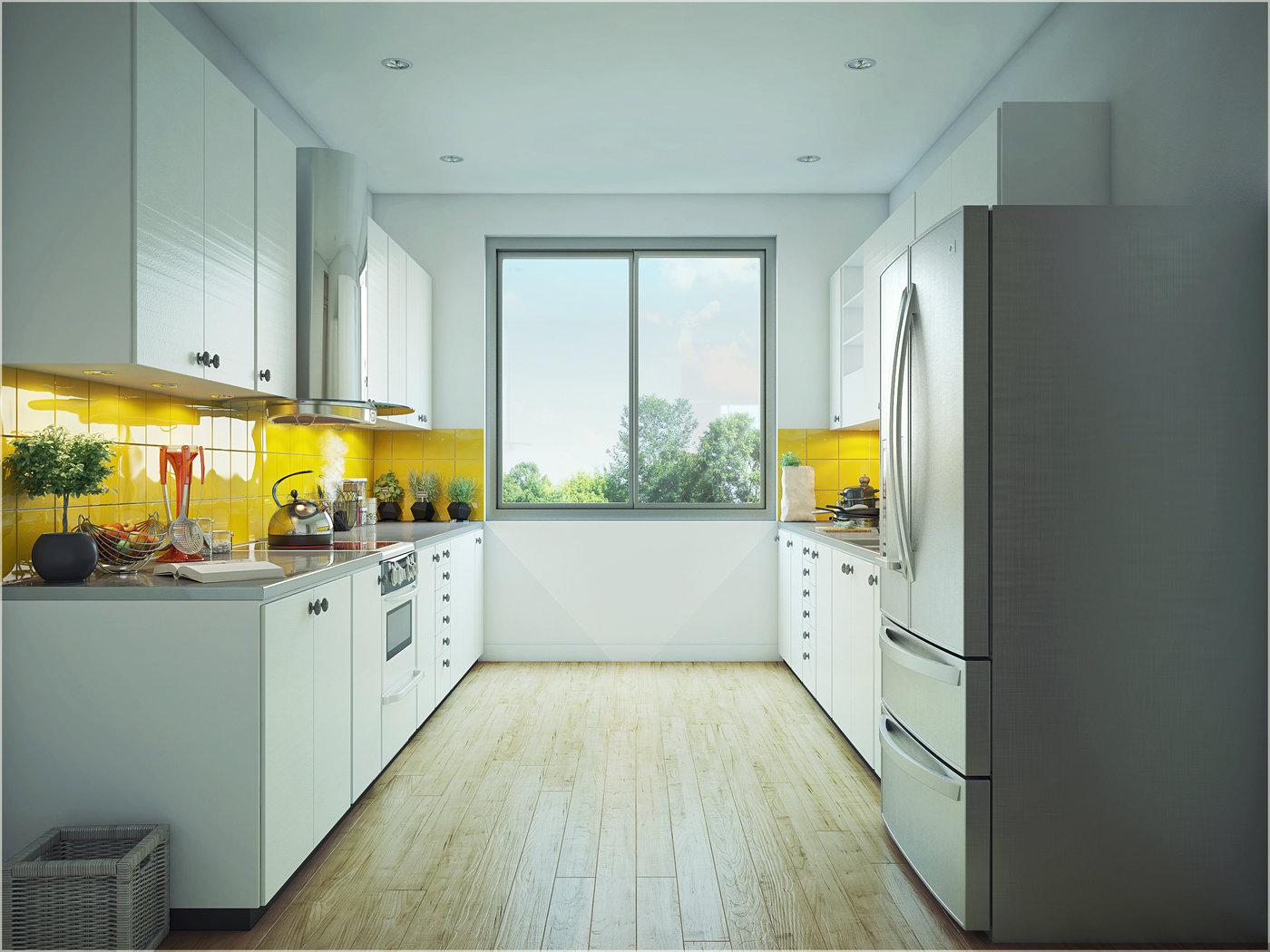 Kitchen Photography In 3Ds Max by Krishan Kumar Lawasha at Coroflot.com