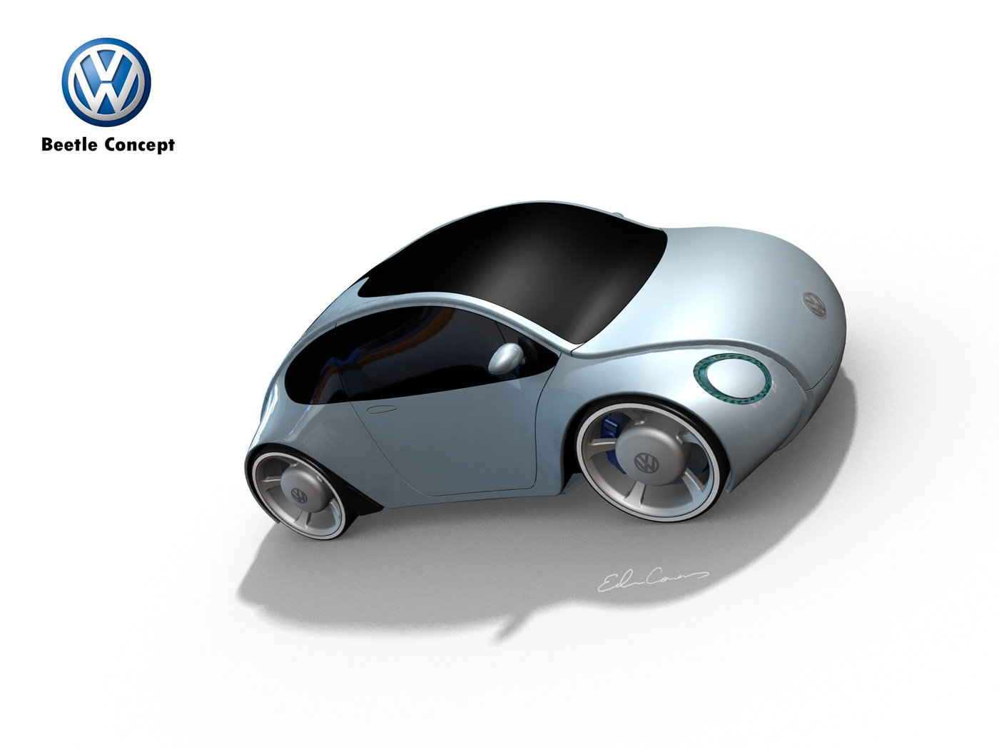 vw beetle concept  edwin conan  coroflotcom