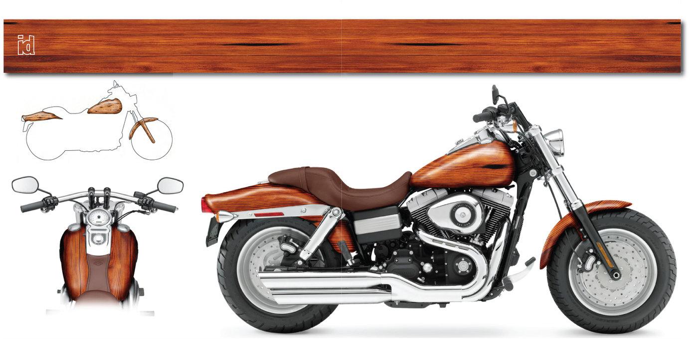 Harley Davidson Graphics by Anderson Dunlap at Coroflot com