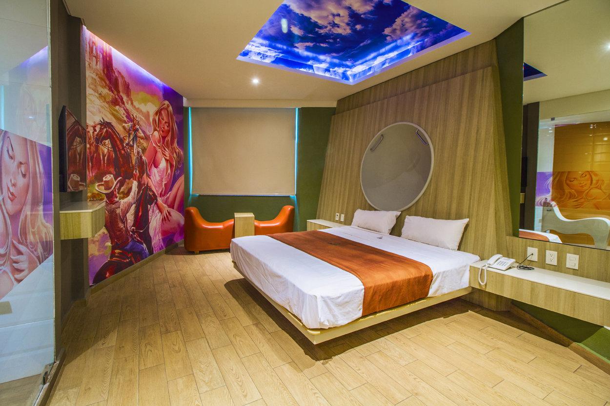 Hotel ipico by din interiorismo at coroflot com