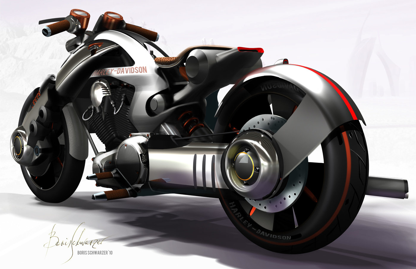 Harley Davidson Pilgrim 2020 By Boris Schwarzer At