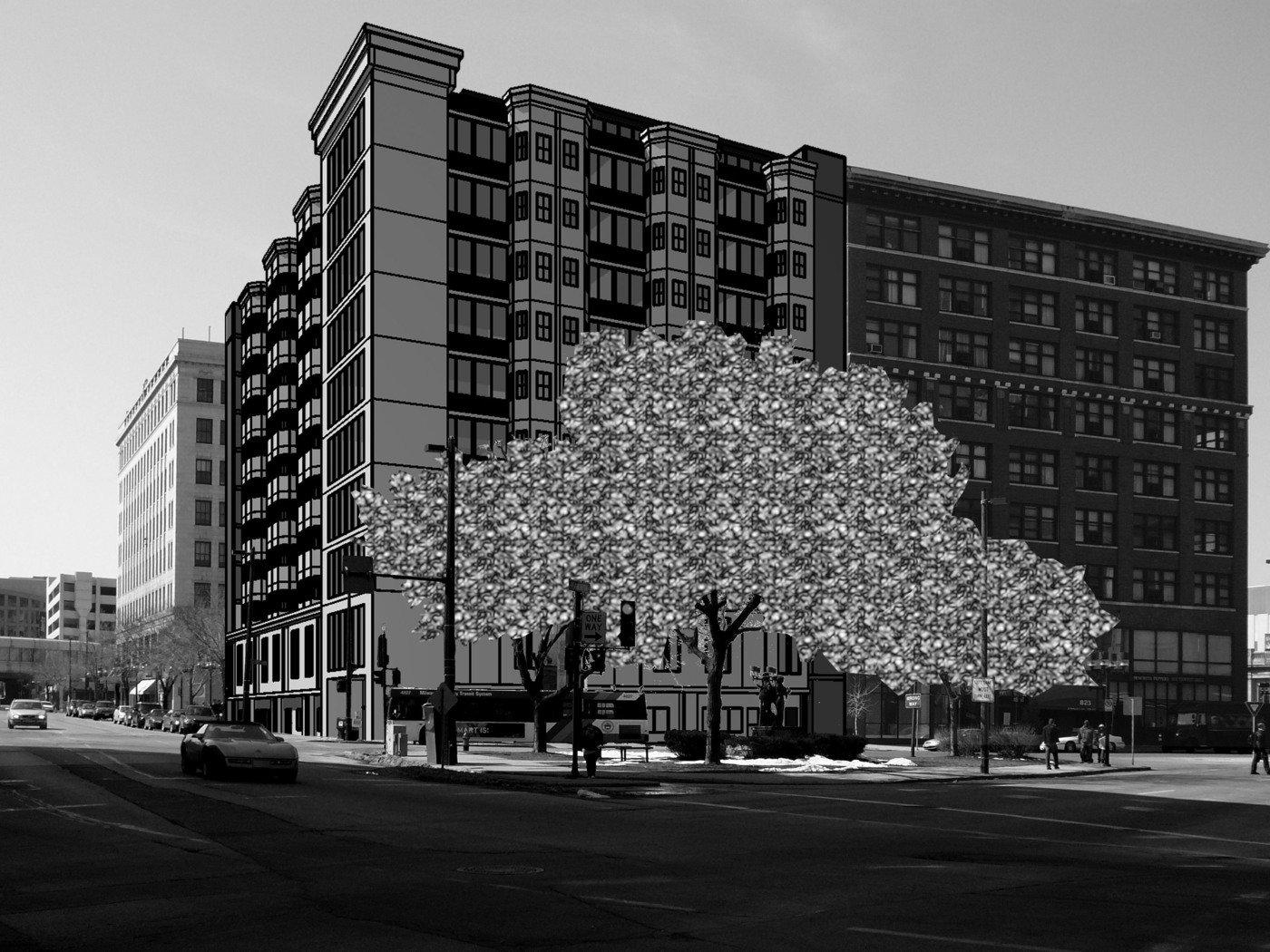 Urban Hotel By Scott Klopfer At Coroflot Com