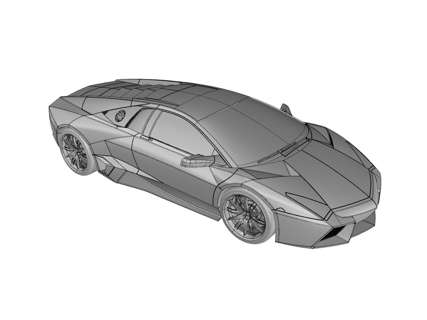 Lamborghini Reventon By Alexander Petrov At Coroflot Com