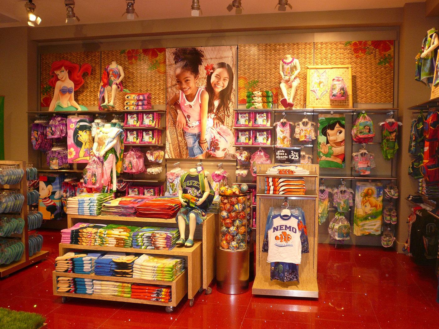 Картинка магазина продуктов одежды игрушек