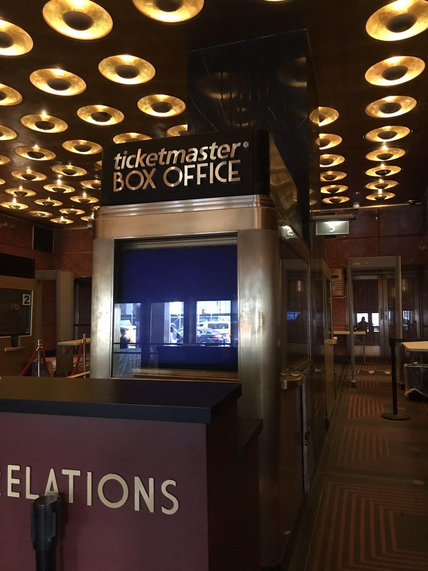Ticketmaster Branding - MSG-RCMH-Beacon-Chicago by Melissa Policaro ...