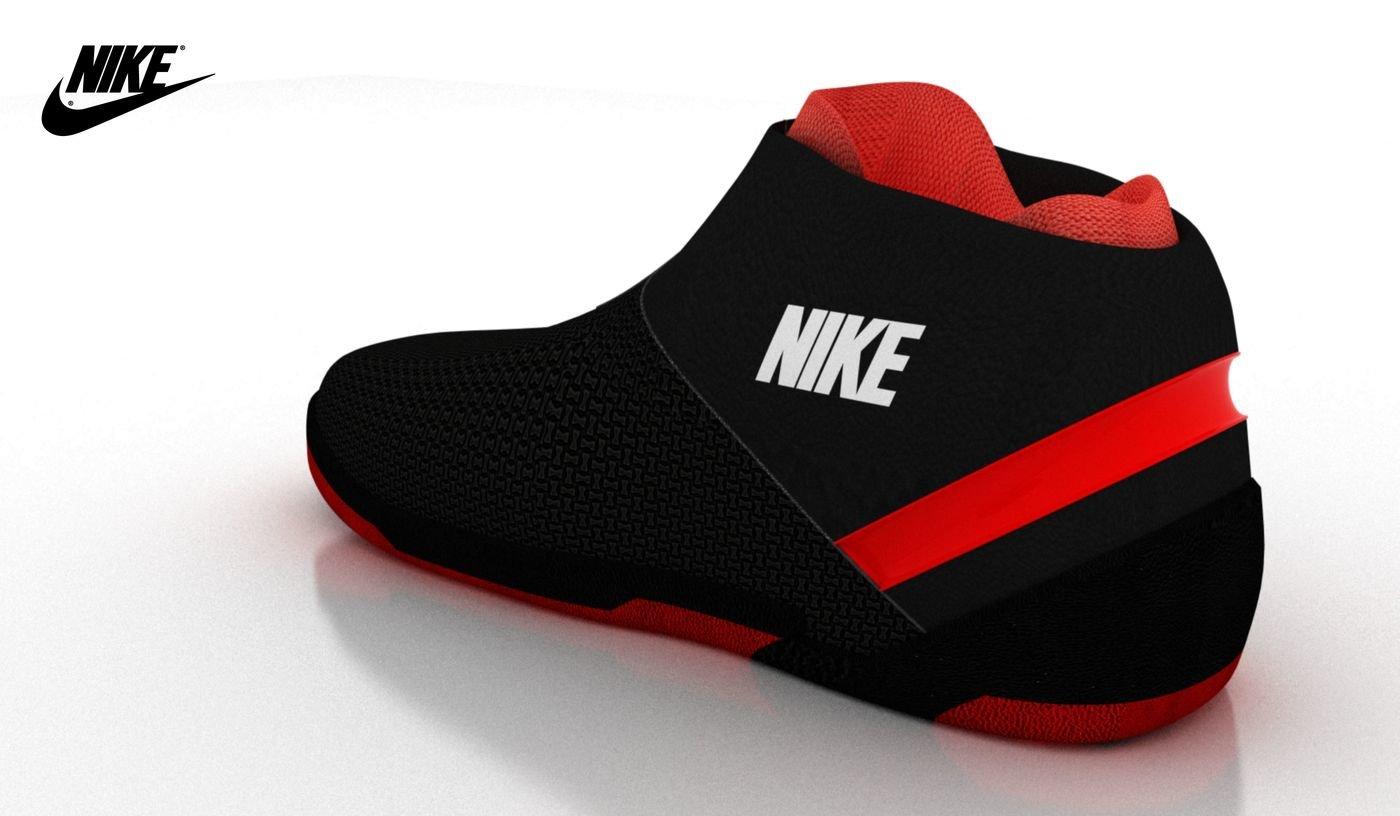 más Fértil deseo  Nike Streetball Shoes by Leandro Siqueira Dambroz at Coroflot.com