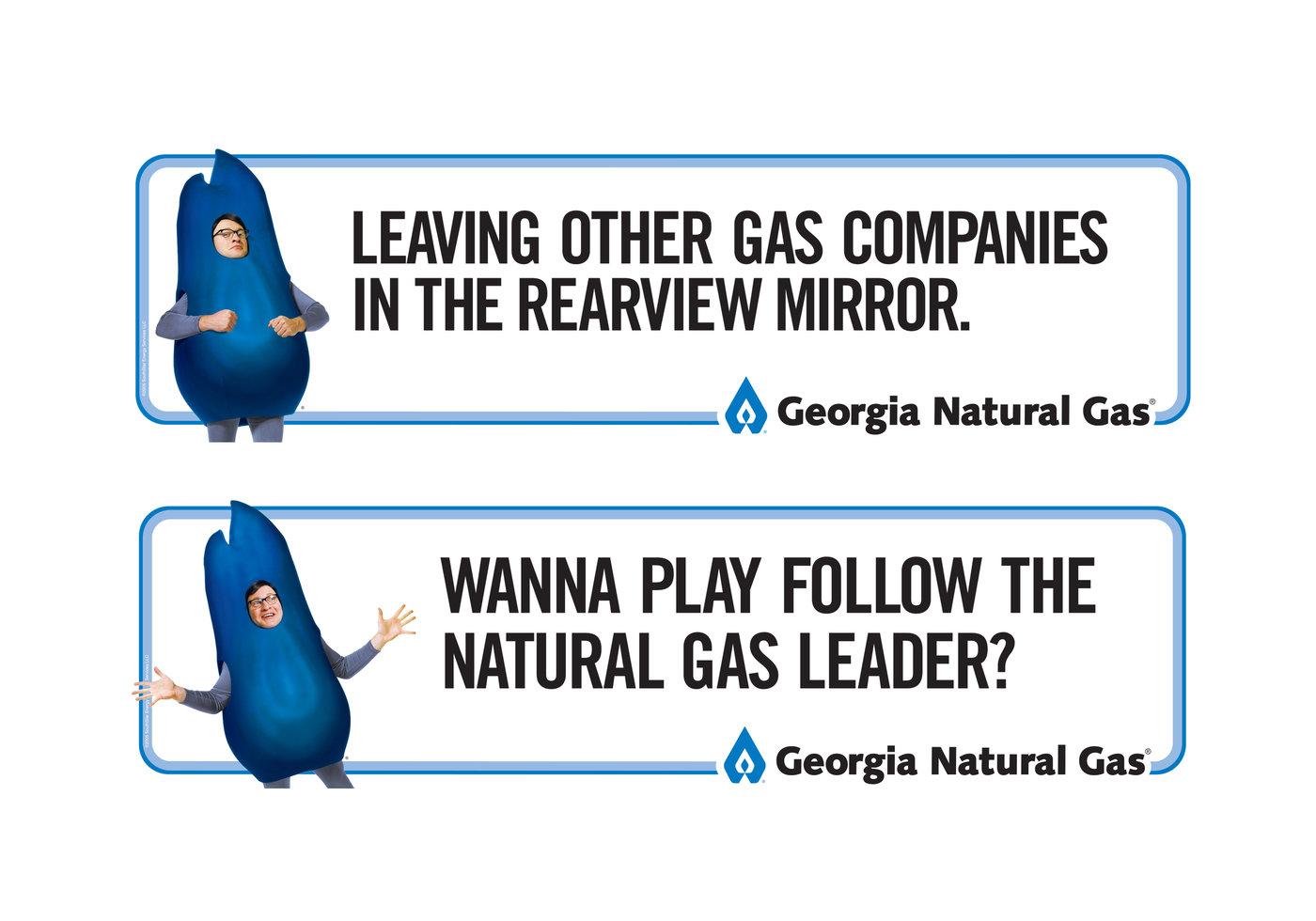 Gas Companies In Georgia >> Georgia Natural Gas By Dianne Wisham At Coroflot Com