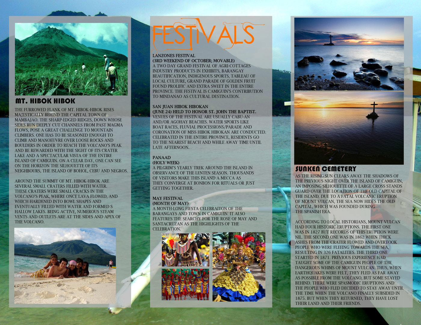 brochure design by hai