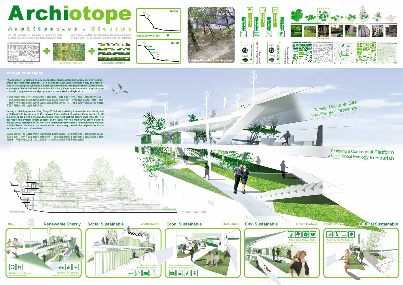 inaugural international tropical architecture design competition for
