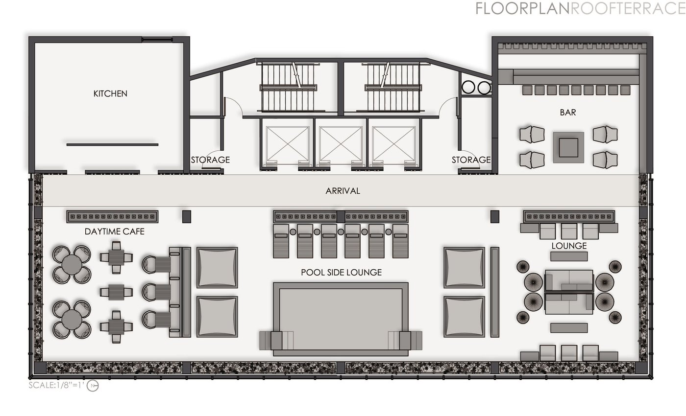5Y Boutique Hotel Pro-forma Template Buy Now