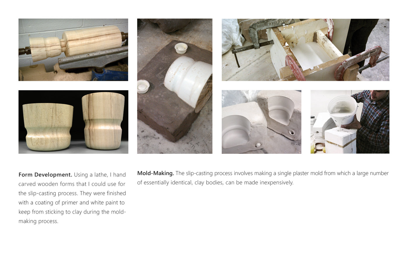 Ceramics by Dave Pickett at Coroflot com