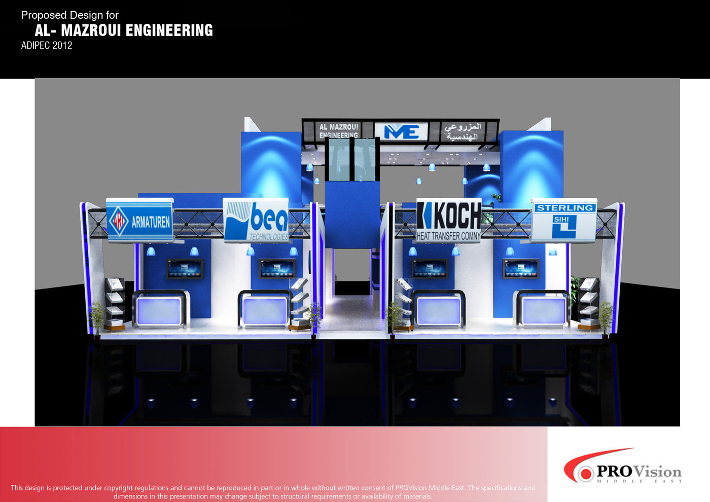 Exhibition Stand Designer Jobs In Dubai : Exhibition stands by ahmed al reguili at coroflot