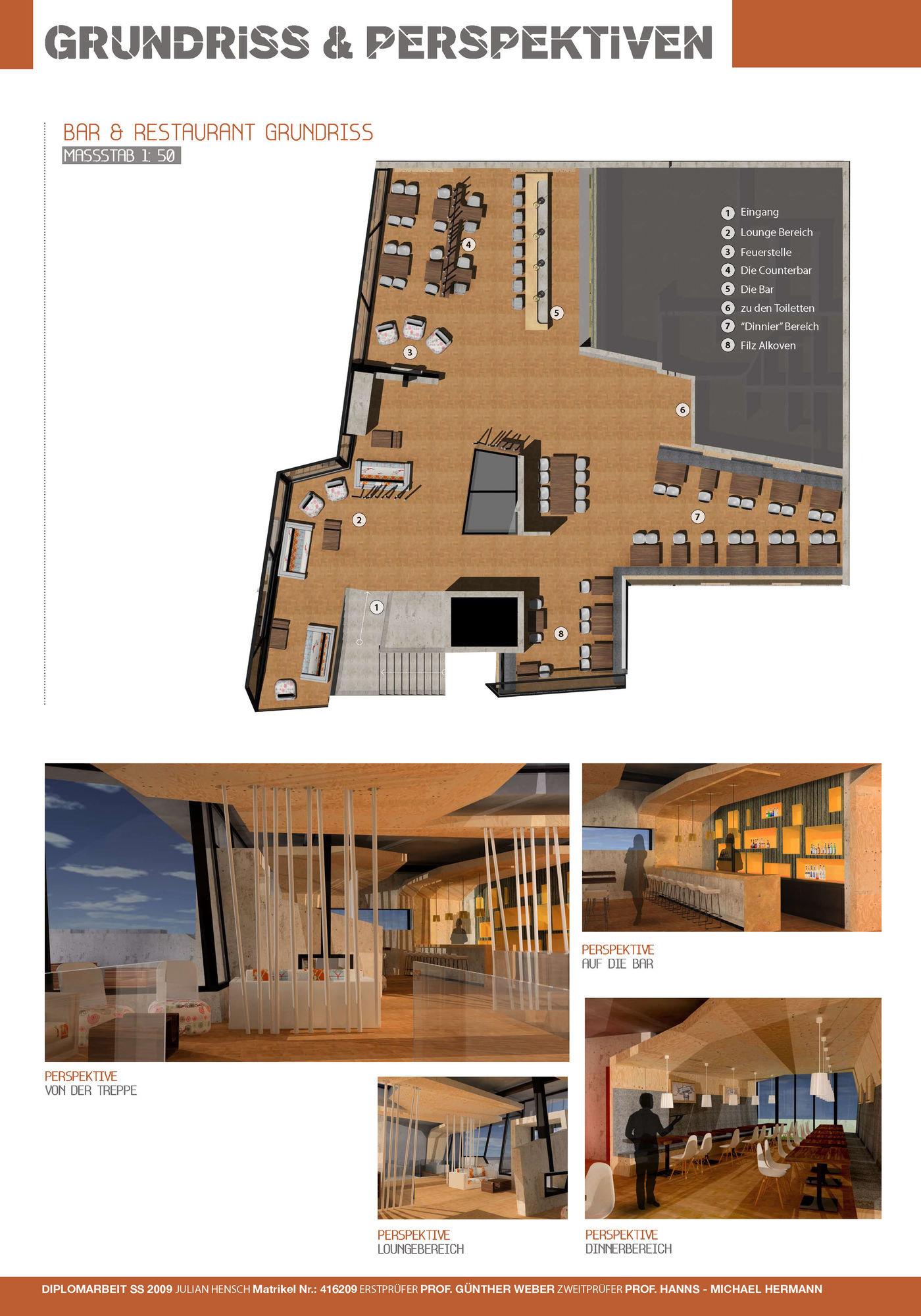 Diplom Project 2009 - Bunker Conversation by Julian Hensch at ...