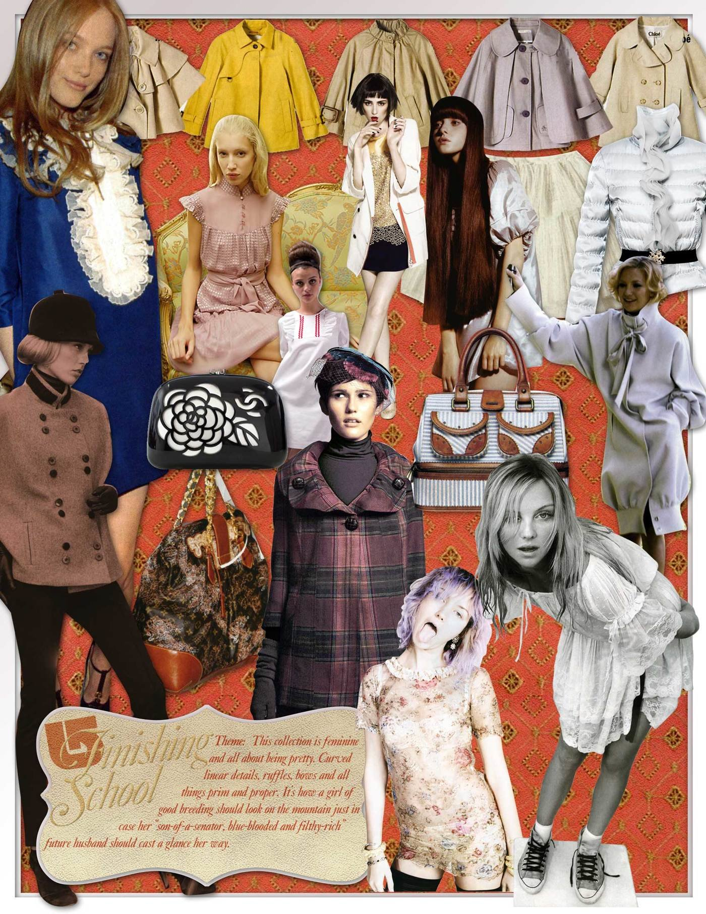 Trend Research Mood Boards By Andrea Forist At Coroflot Com