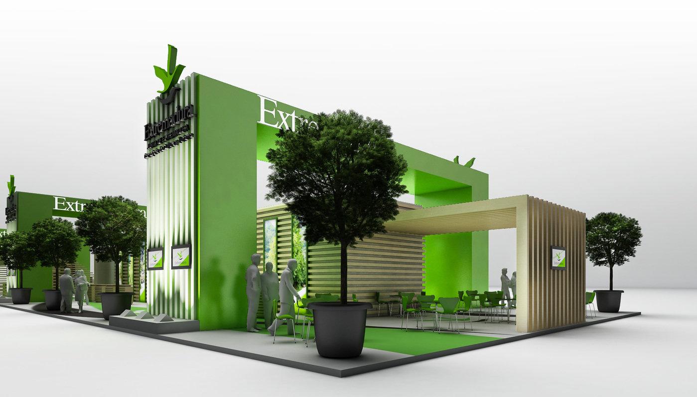 Trade Fair Stands Design : Trade fair stand design by ivan schuler pascasio at coroflot