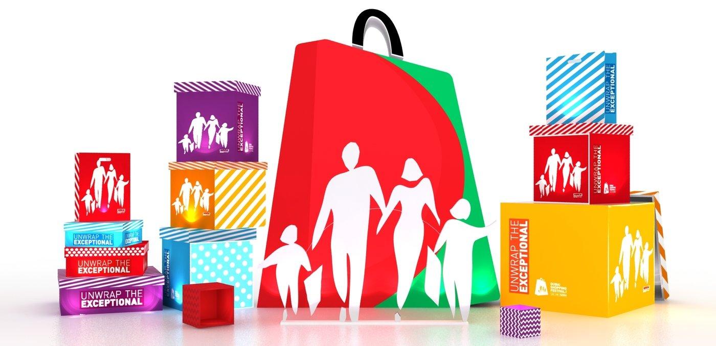 Dubai Shopping Festival by Haytham Said Yassin at Coroflot com