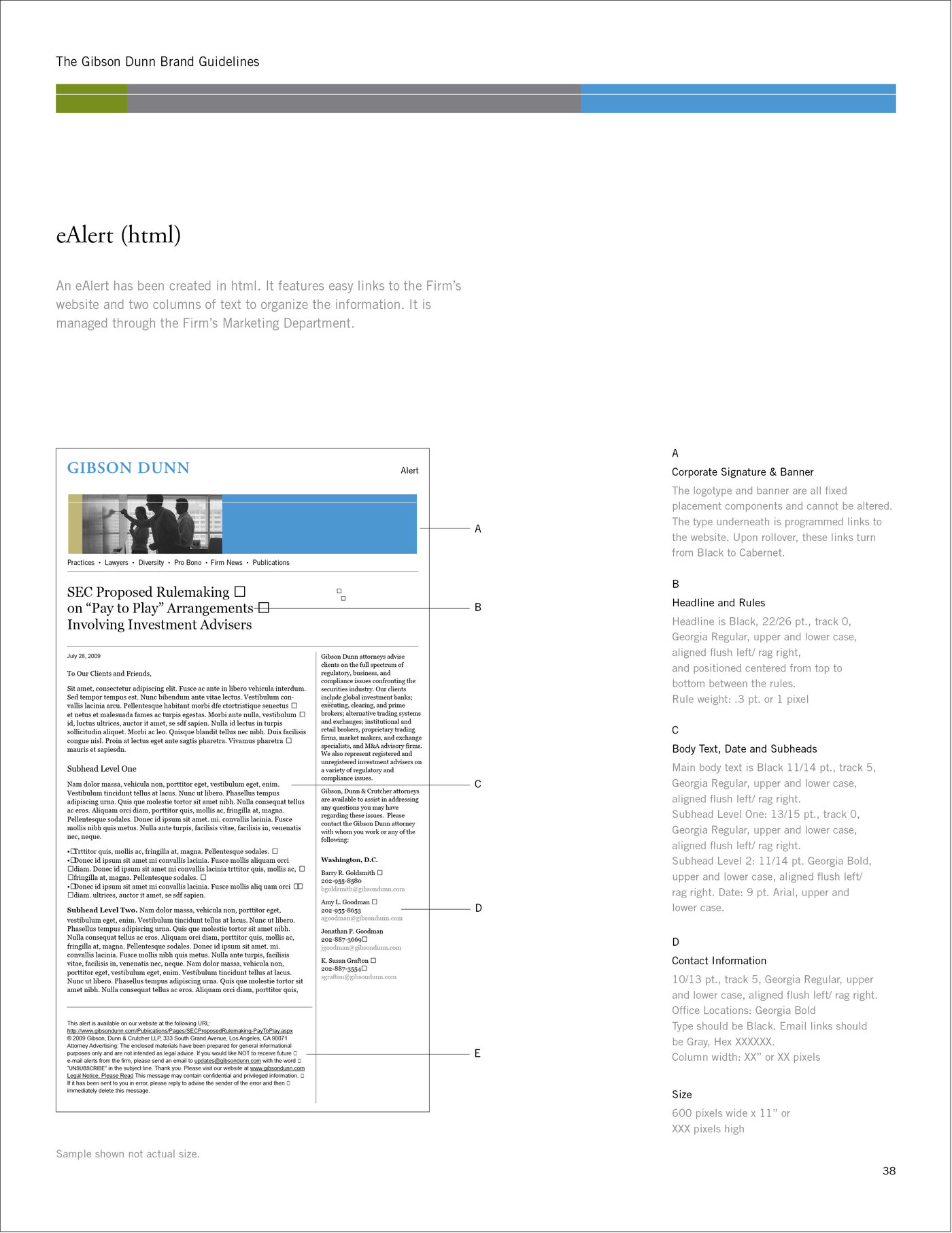 Brand Guidelines by Sharrie Brooks at Coroflot com