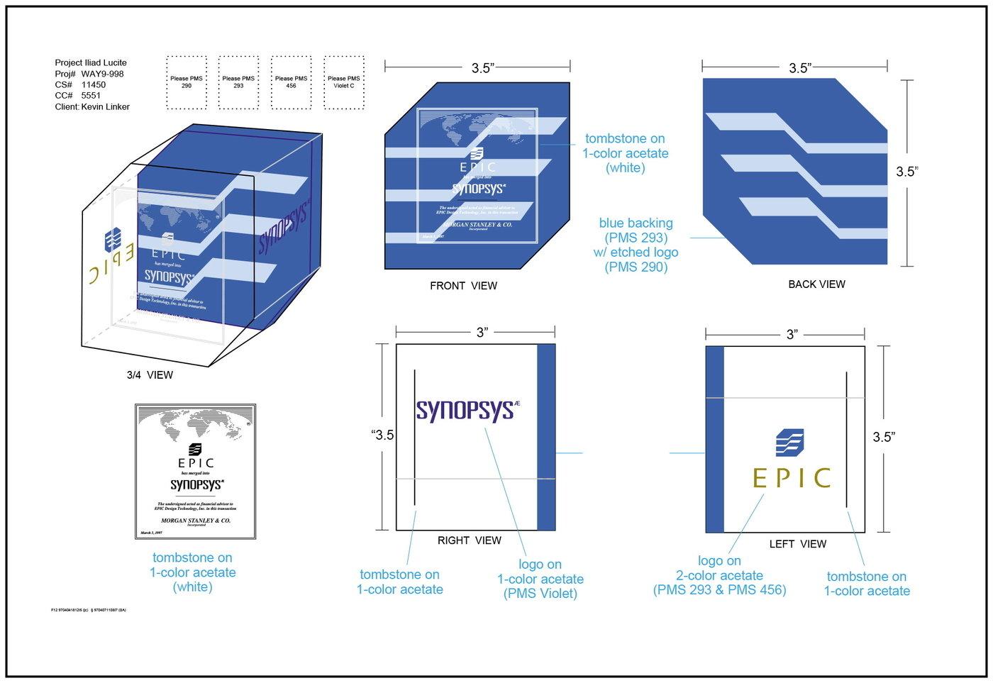 Morgan Stanley Creative Services by Steven Adams at Coroflot com