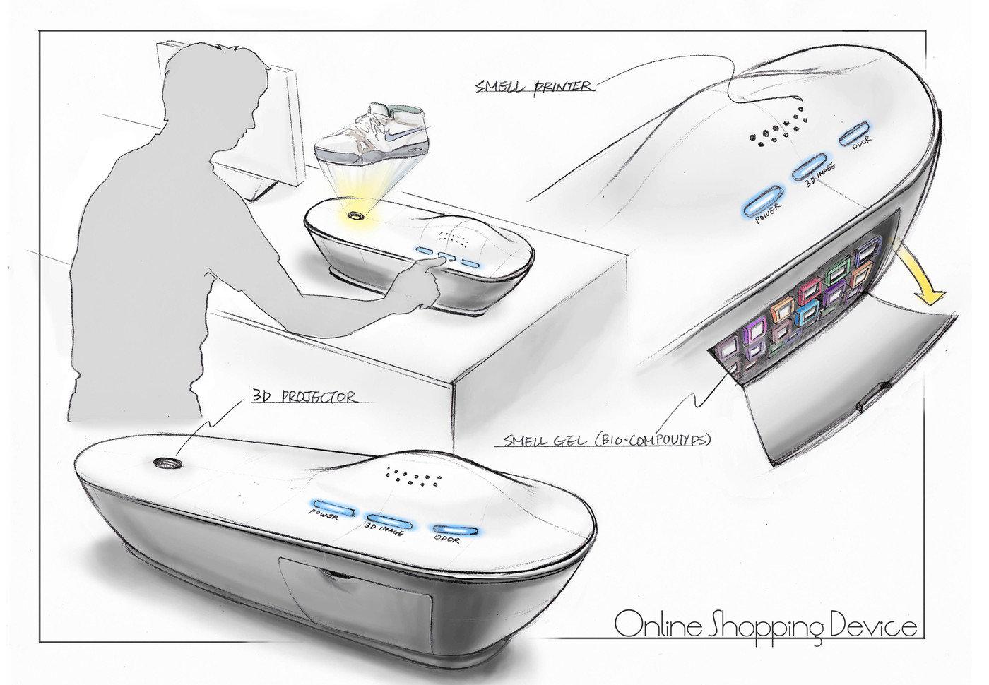 ID Sketches by Jung Ou Yang at Coroflot.com