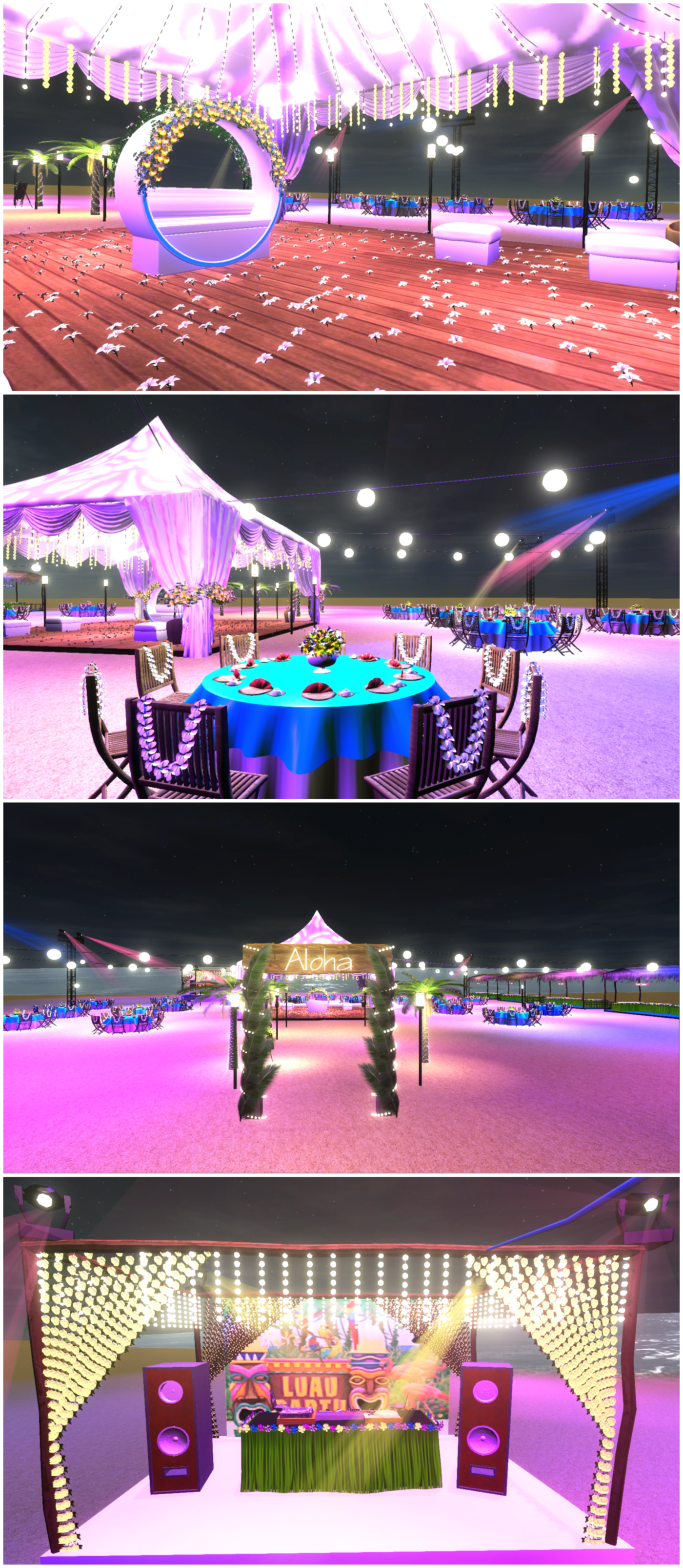 beach theme lighting. Wedding, Beach, Theme Lighting, Decor \u0026 Stages By Komal Mittal Sharma At Coroflot.com Beach Lighting C