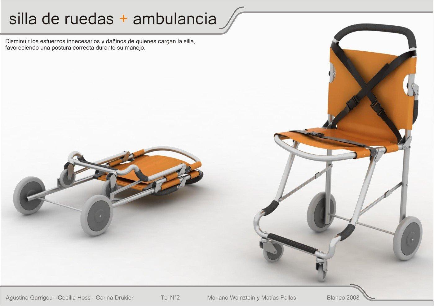 Agustina De By Garrigou Ambulancia Silla Ruedas At Para oWrdeCBQx