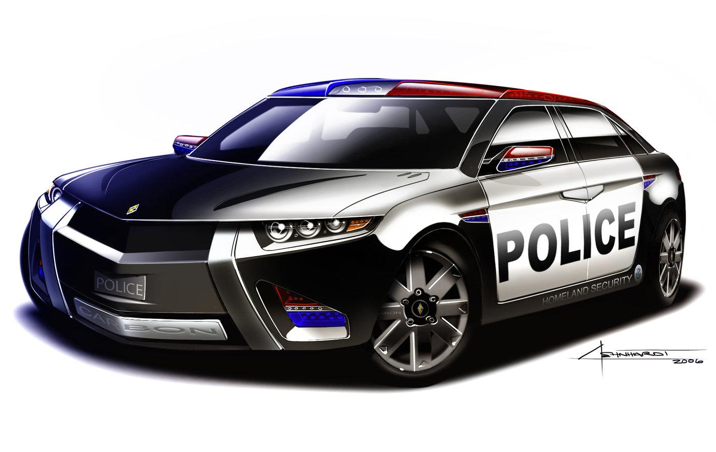 Browserconfig: Carbon Motors Purpose Built Police Car
