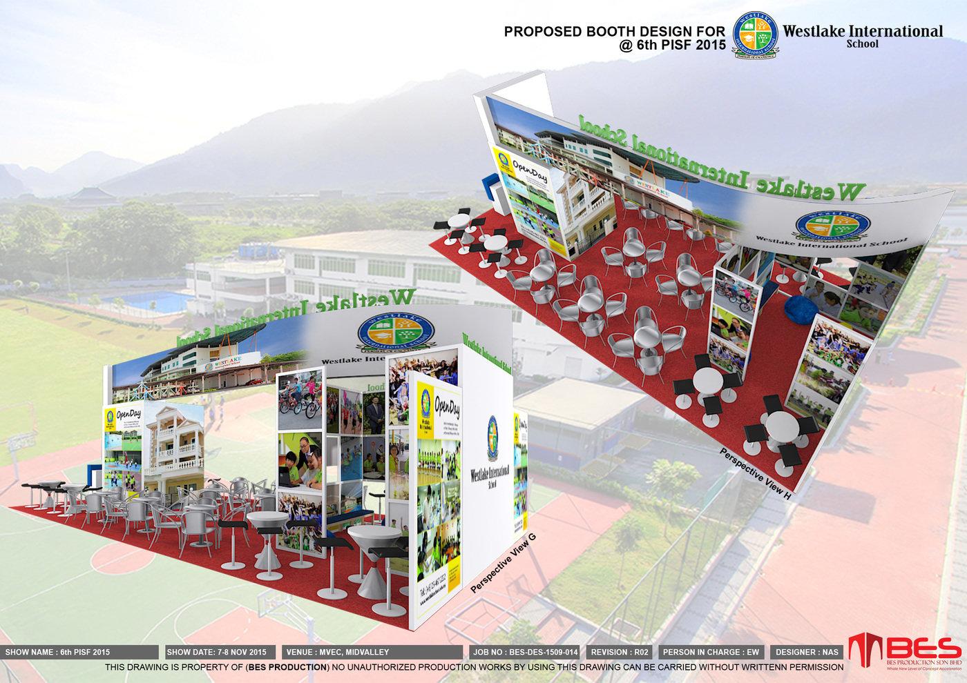 Westlake International School by Nasrul Ibrahim at Coroflot com