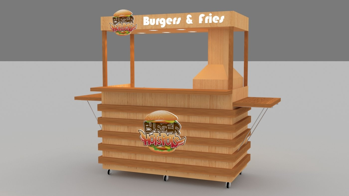 Kiosk Designs by Sheikh Salim Dawood at Coroflot com