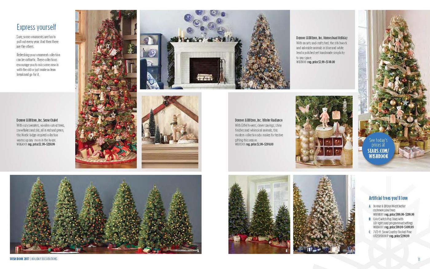 Sears 2017 Wishbook by Kelly Webb at Coroflot.com