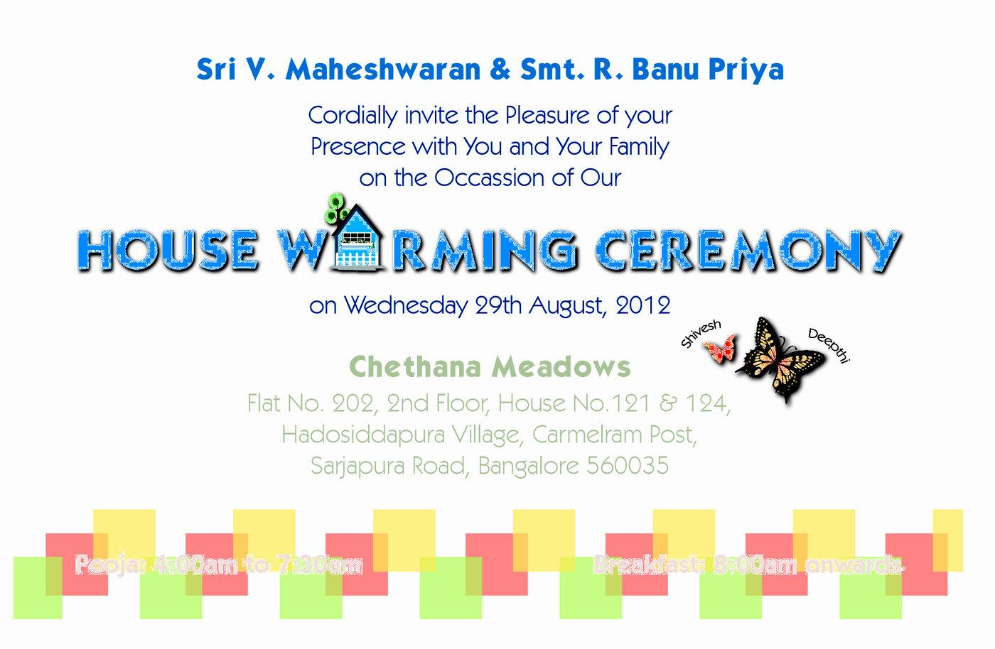 Invitation By Bhanu Shankar At Coroflot