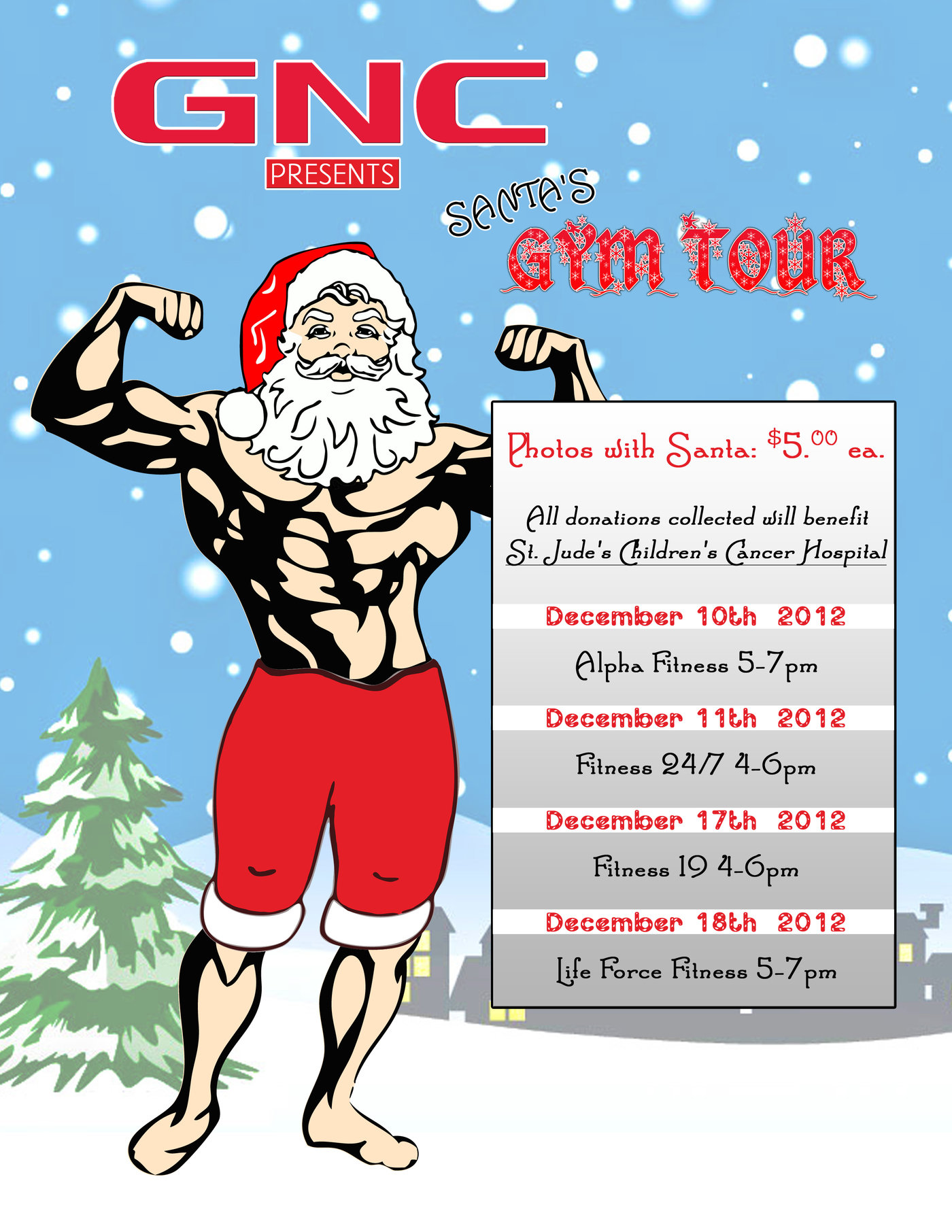 Christmas In July Zumba.Alpha Fitness 2011 Present By Christopher Balogh At