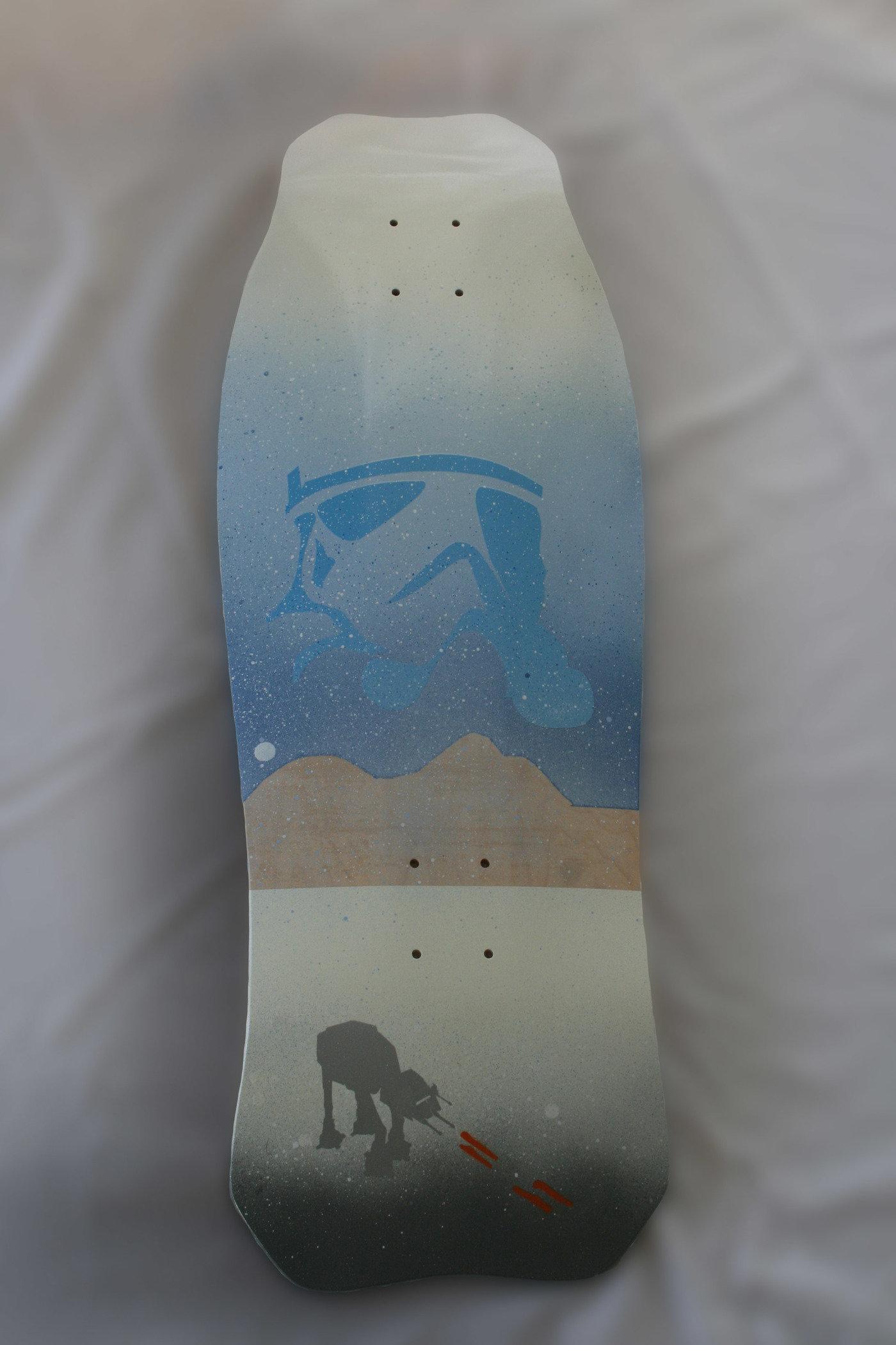 Custom Skate Decks by Ross Acerbi at Coroflot com