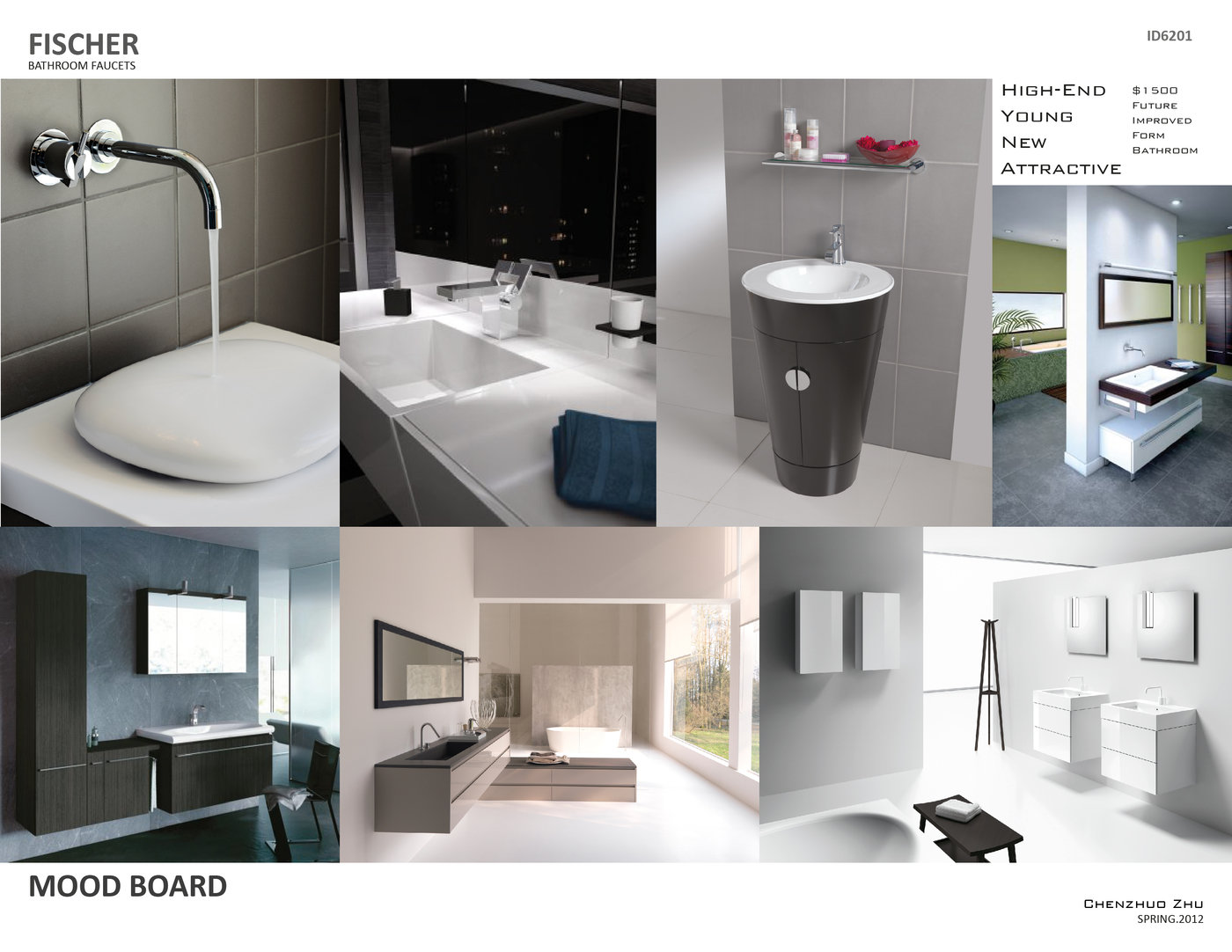 Faucet DesignGaTech MID By Chenzhuo George Zhu At Coroflotcom - Retail bathroom fixtures