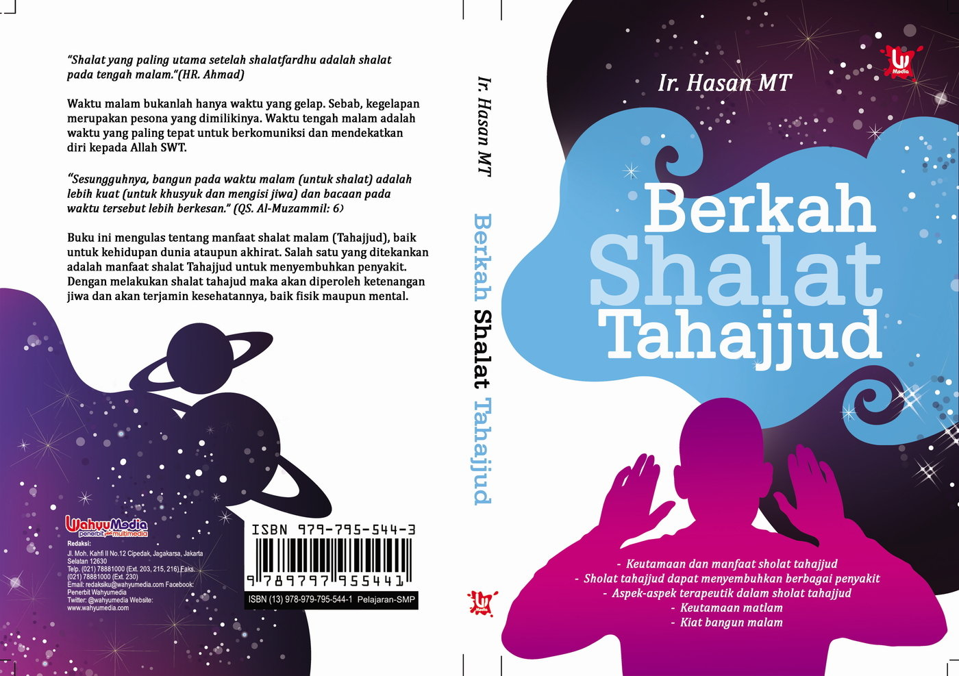 Cover book project 2012 by norma aisyah at coroflot tahajjud alternative cover 3 didnt accepted stopboris Image collections