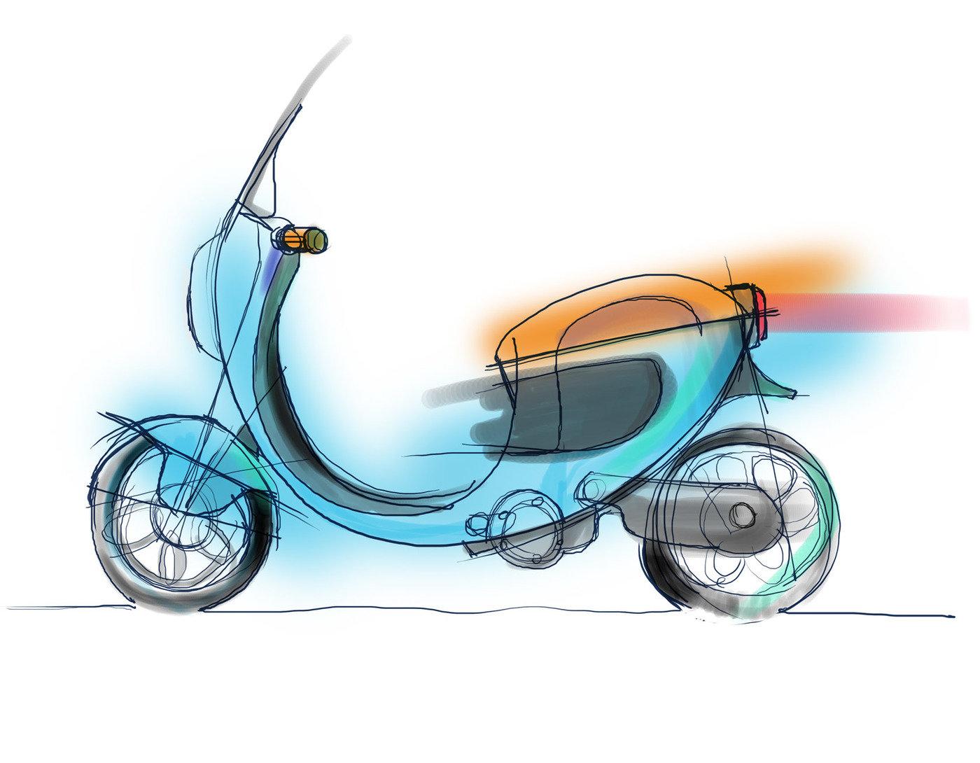 Transportation Sketches by Patricio Corvalan at Coroflot.com