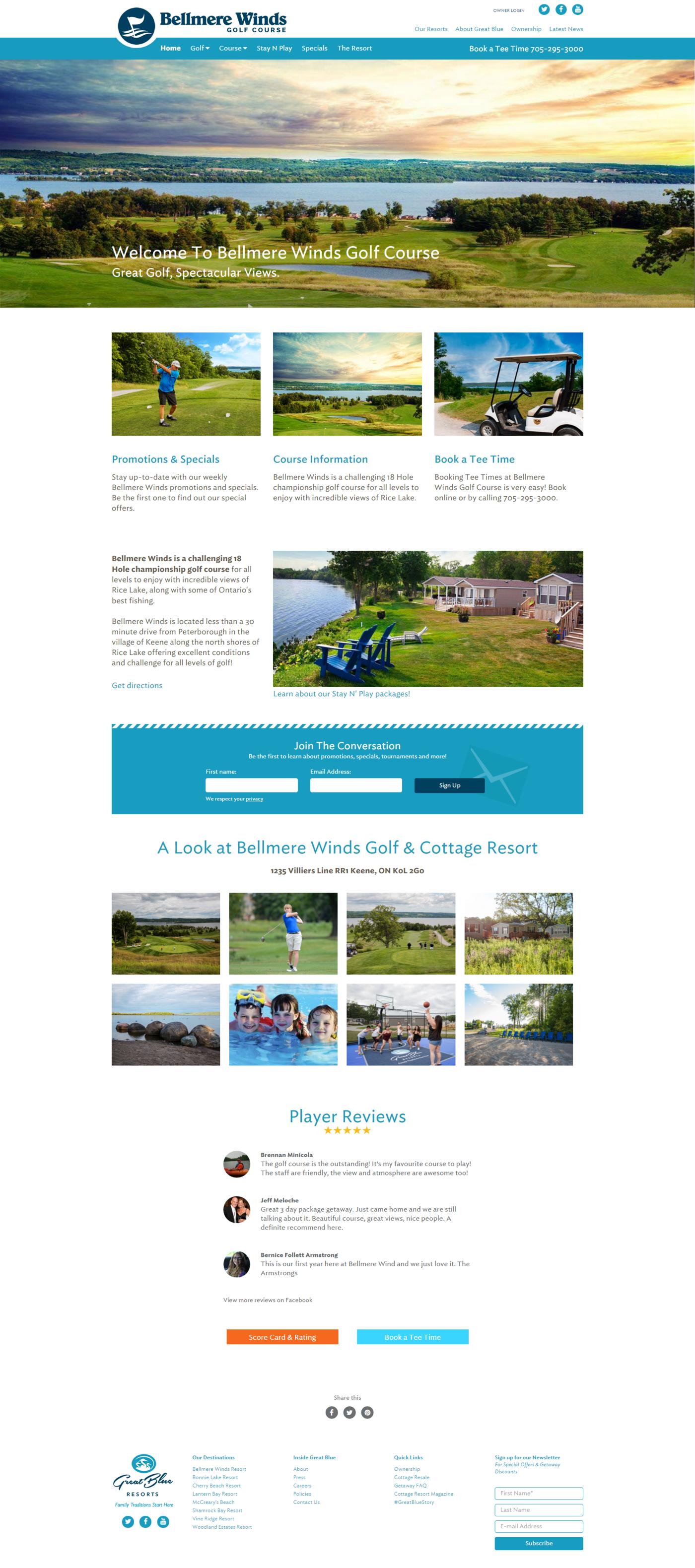 Website Designs by Andrew Chu at Coroflot com